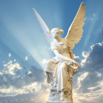 Contact Your Angels for Empowerment